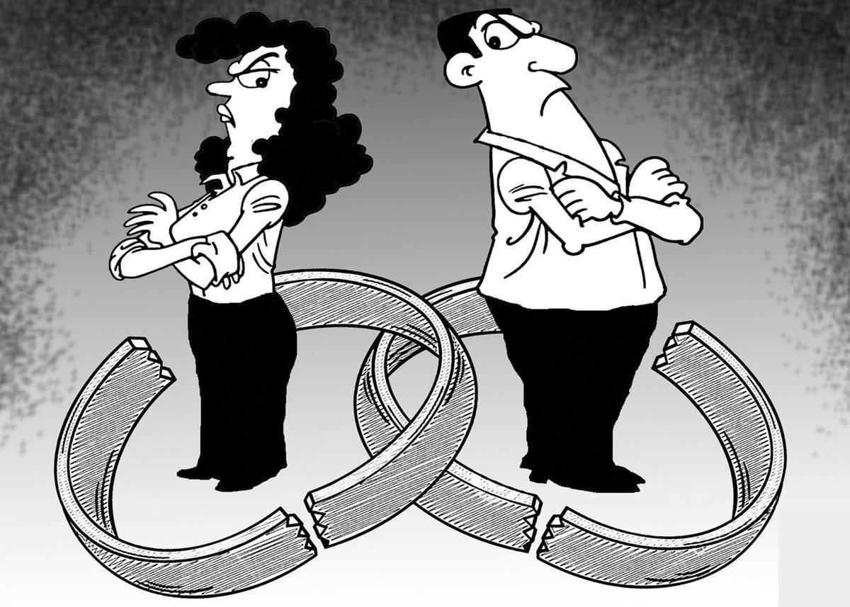 đơn xin ly hôn